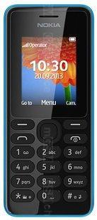Galeria zdjęć telefonu Nokia 108
