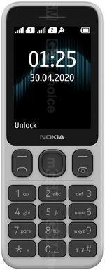 Galeria zdjęć telefonu Nokia 125