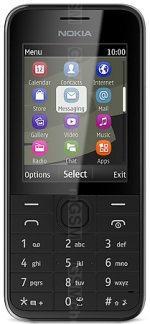Galeria zdjęć telefonu Nokia 208