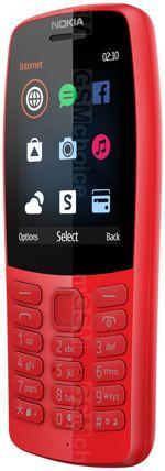 Galeria zdjęć telefonu Nokia 210