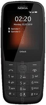 Galeria zdjęć telefonu Nokia 220 4G Dual SIM
