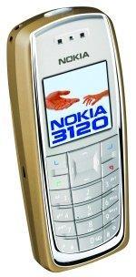 Galeria zdjęć telefonu Nokia 3120