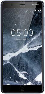 Galeria zdjęć telefonu Nokia 5.1