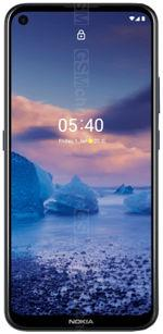 Galeria zdjęć telefonu Nokia 5.4