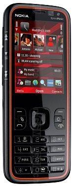 Galeria zdjęć telefonu Nokia 5630 XM