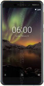 Galeria zdjęć telefonu Nokia 6.1