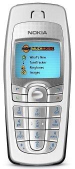 Galeria zdjęć telefonu Nokia 6010