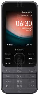 Galeria zdjęć telefonu Nokia 6300 4G Dual SIM
