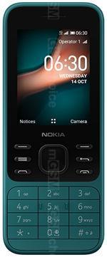 Galeria zdjęć telefonu Nokia 6300 4G