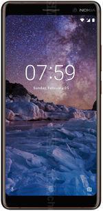 Galeria zdjęć telefonu Nokia 7 Plus Dual SIM