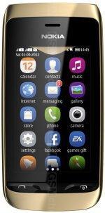 Galeria zdjęć telefonu Nokia Asha 308