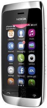 Galeria zdjęć telefonu Nokia Asha 309