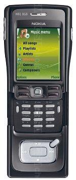 Galeria zdjęć telefonu Nokia N91 ME