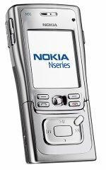 Galeria zdjęć telefonu Nokia N91