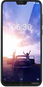 Galeria zdjęć telefonu Nokia X6 2018