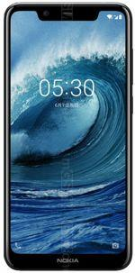 Galeria zdjęć telefonu Nokia X5 2018