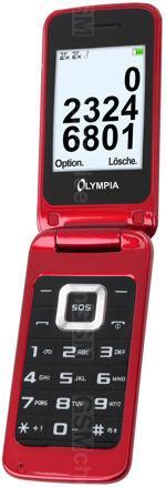Galeria zdjęć telefonu Olympia Luna