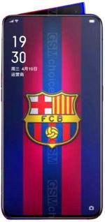 Galeria zdjęć telefonu Oppo Reno 10x Zoom FC Barcelona