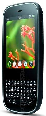 Galeria zdjęć telefonu Palm Pixi
