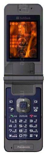 Galeria zdjęć telefonu Panasonic 705P