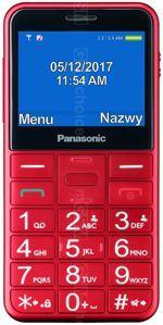 Galeria zdjęć telefonu Panasonic KX-TU150