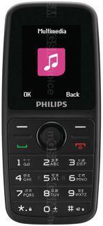 Galeria zdjęć telefonu Philips E108
