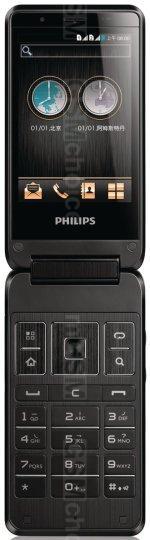 Galeria zdjęć telefonu Philips T939