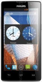 Galeria zdjęć telefonu Philips W3500