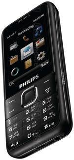 Galeria zdjęć telefonu Philips E162