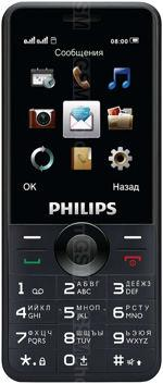 Galeria zdjęć telefonu Philips Xenium E168