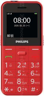 Galeria zdjęć telefonu Philips Xenium E268