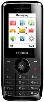 Galeria zdjęć telefonu Philips Xenium X121
