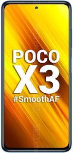Galeria zdjęć telefonu POCO X3