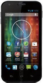 Galeria zdjęć telefonu Prestigio MultiPhone 5501