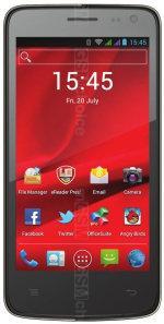 Galeria zdjęć telefonu Prestigio MultiPhone 7450 DUO