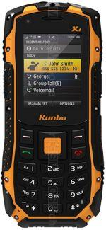 Galeria zdjęć telefonu Runbo X1