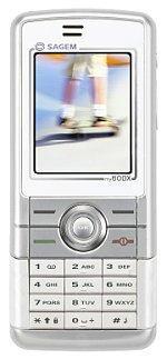 Galeria zdjęć telefonu Sagem my600X