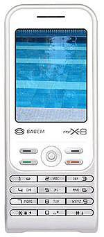 Sagem myX-8