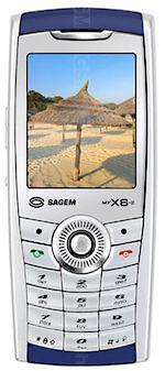 Sagem myX6-2