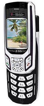 Galeria zdjęć telefonu Sagem myZ-55