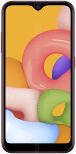 Galeria zdjęć telefonu Samsung Galaxy A01