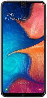 Galeria zdjęć telefonu Samsung Galaxy A20