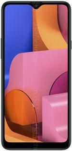 Galeria zdjęć telefonu Samsung Galaxy A20s Dual SIM