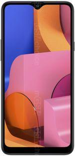 Galeria zdjęć telefonu Samsung Galaxy A20s