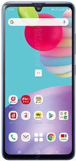 Galeria zdjęć telefonu Samsung Galaxy A41 SC-41A