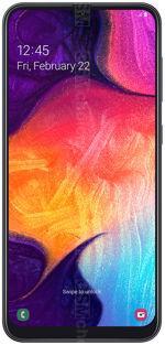 Galeria zdjęć telefonu Samsung Galaxy A50