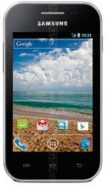 Galeria zdjęć telefonu Samsung Galaxy Discover