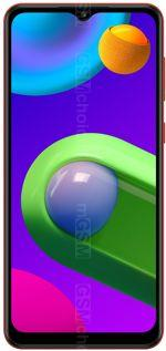 Galeria zdjęć telefonu Samsung Galaxy M02 Dual SIM