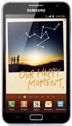 Galeria zdjęć telefonu Samsung Galaxy Note