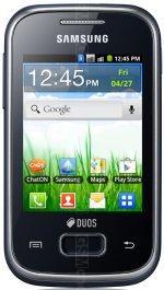 Galeria zdjęć telefonu Samsung Galaxy Pocket Duos